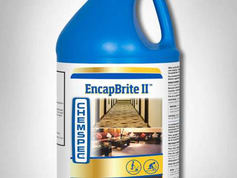 ENCAP BRITE ΙΙ - Προϊόν καθαρισμού με bonnet
