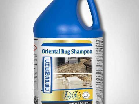 ORIENTAL RUG SHAMPOO - Υψηλού αφρισμού για χειροποίητα χαλιά με ευαίσθητα χρώματα.