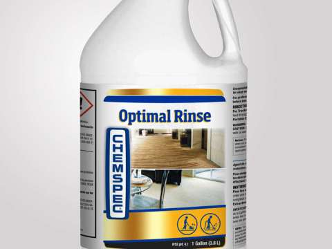 OPTIMAL RINSE-Extraction