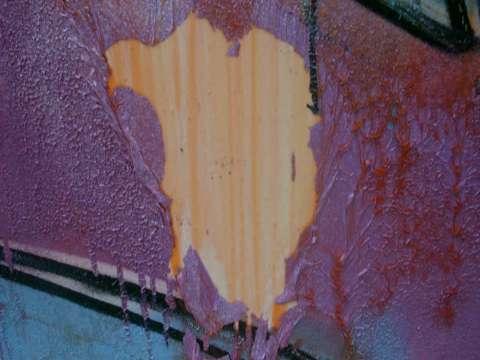 Συνηθισμένα προβλήματα κατά τον καθαρισμό απο Graffiti