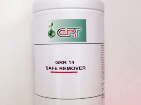 GRR 14 SAFE REMOVER - Αφαιρετικό graffiti από πλαστικές και ευαίσθητες επιφάνειες.