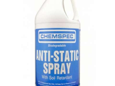 ANTISTATIC SPRAY - Αντιστατικό σπρέι με πρόσθετα απώθησης ρύπων