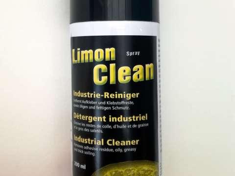 Limon Clean Spray-Καθαριστικό για κόλλες, πίσσα, γράσο