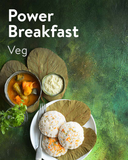 Power Breakfast Veg