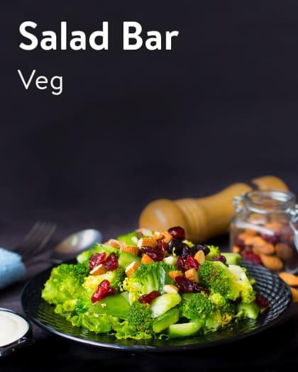 Salad Bar Veg