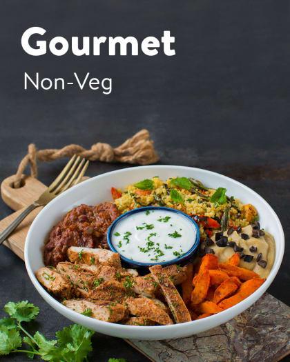 Gourmet Non-Veg