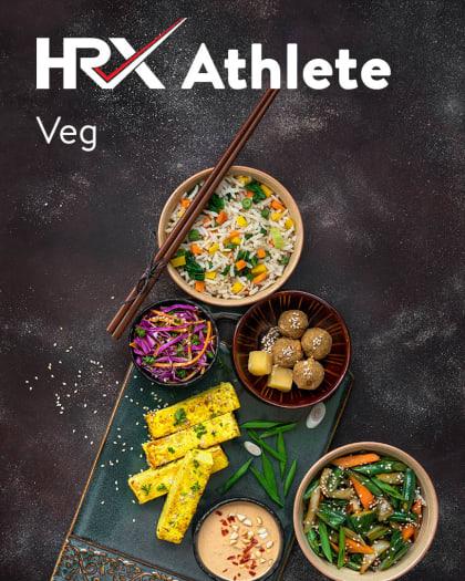 HRX Athlete Veg