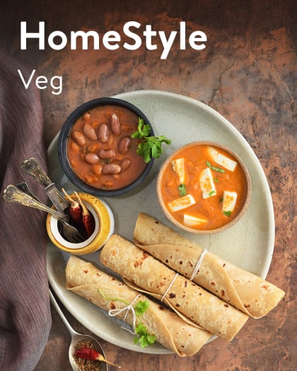 HomeStyle Veg