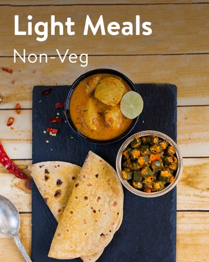 Light Meals Non-Veg