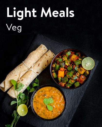 Light Meals Veg