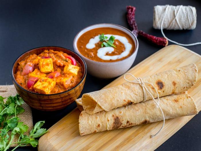 Chef's Special Veg Thali