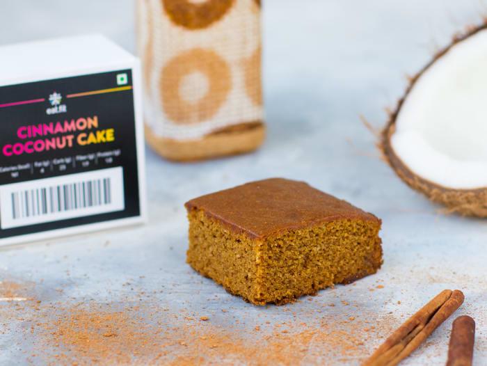 Cinnamon Coconut Cake