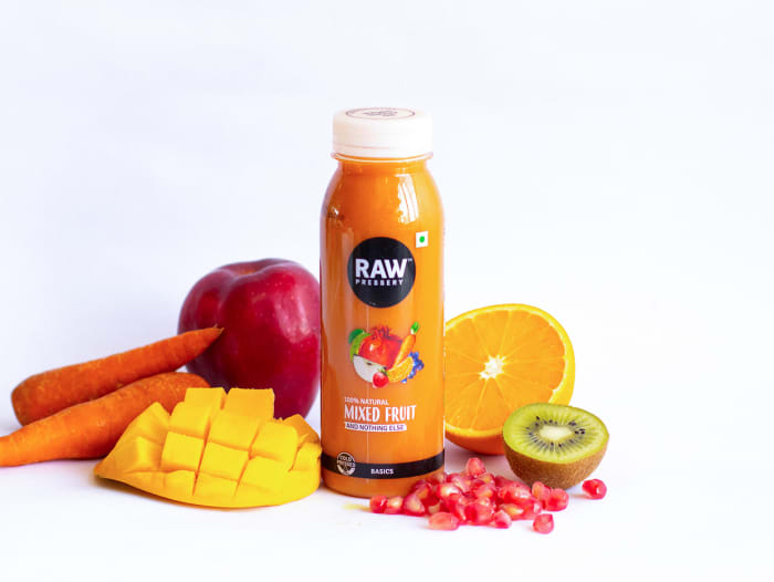 RAW Pressery: Mixed Fruit (250ml)