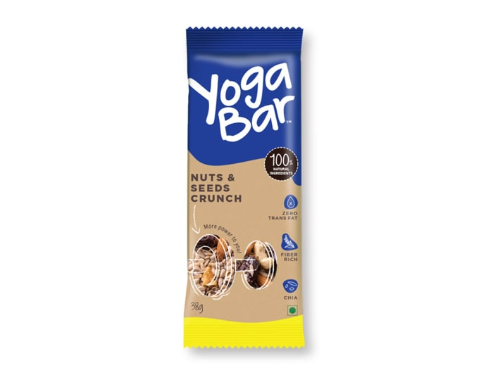 Yoga Bar: Nuts & Seeds