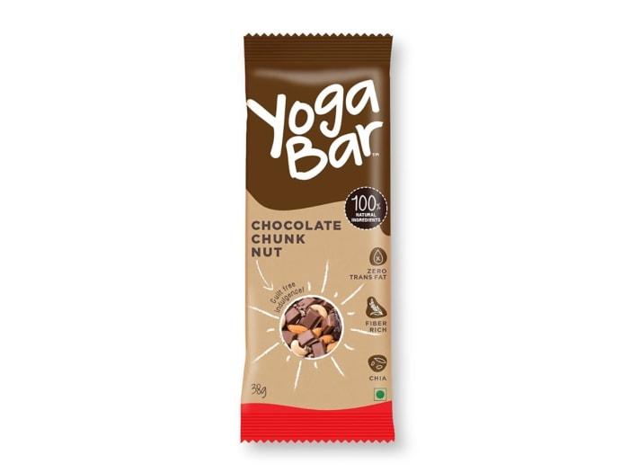 Yoga Bar: Chocolate Chunk