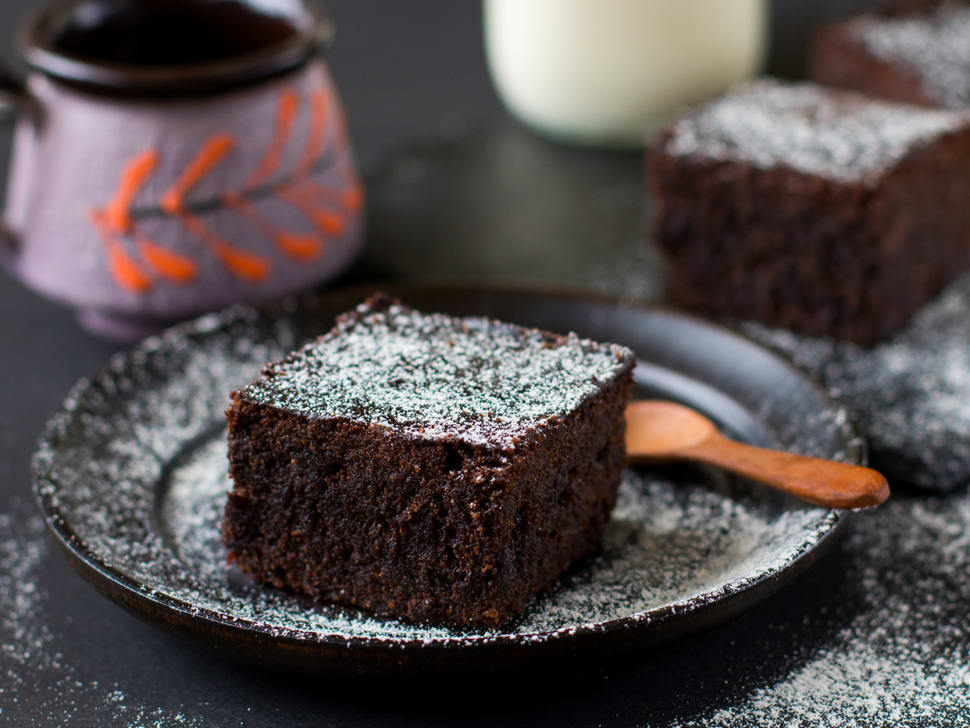Classic Chocolate Brownie