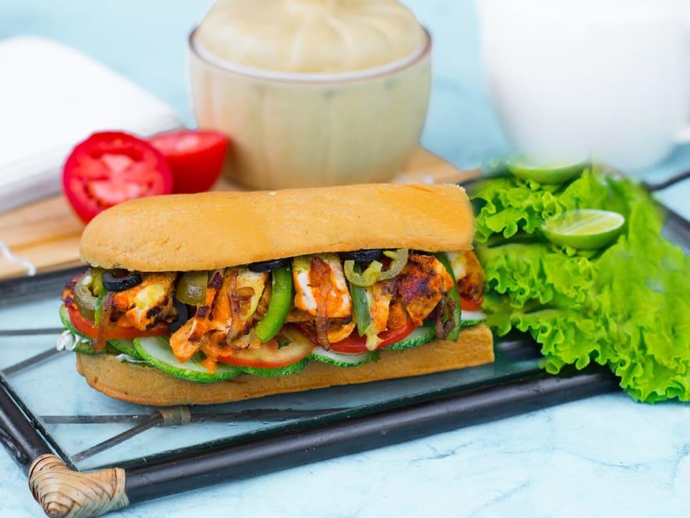 Chicken Tikka Super Sub