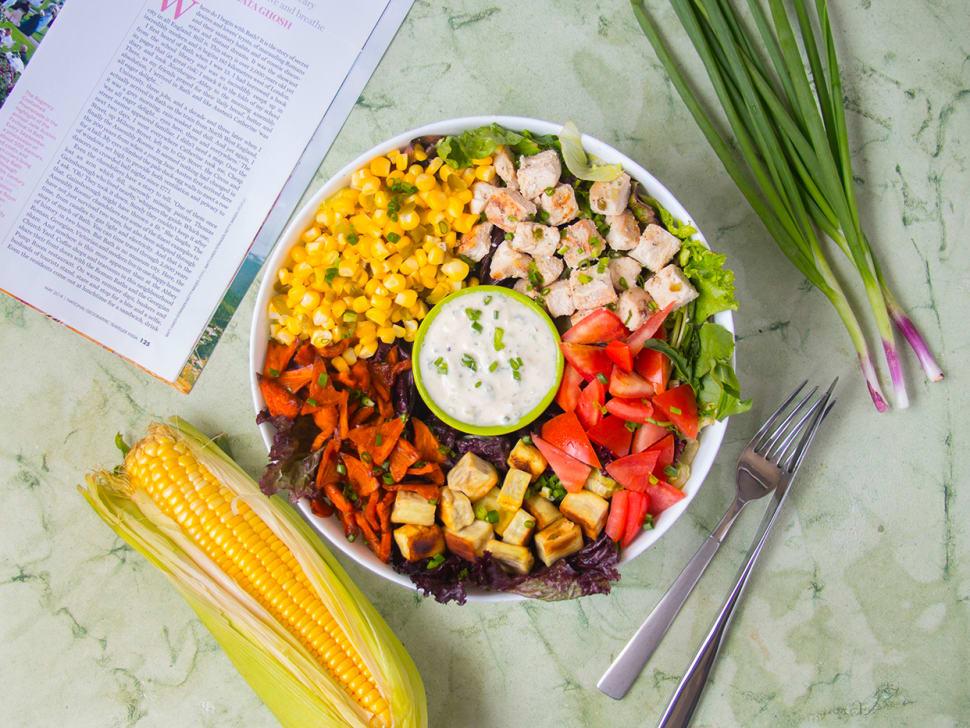 Weight Watch: Deconstructed American Chicken Salad