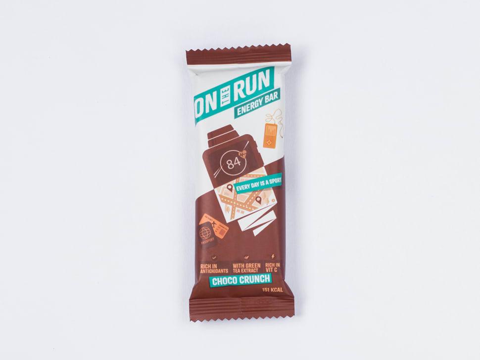 On the Run Energy Bar: Choco Crunch
