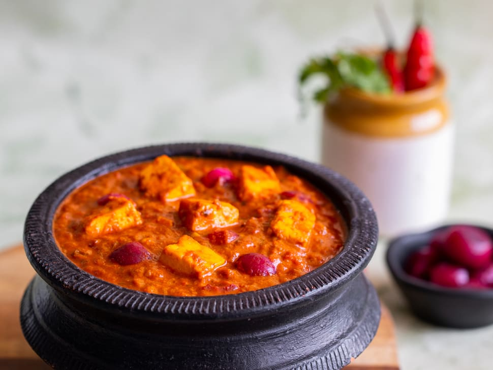 Dish: Paneer Khatta Pyaaz