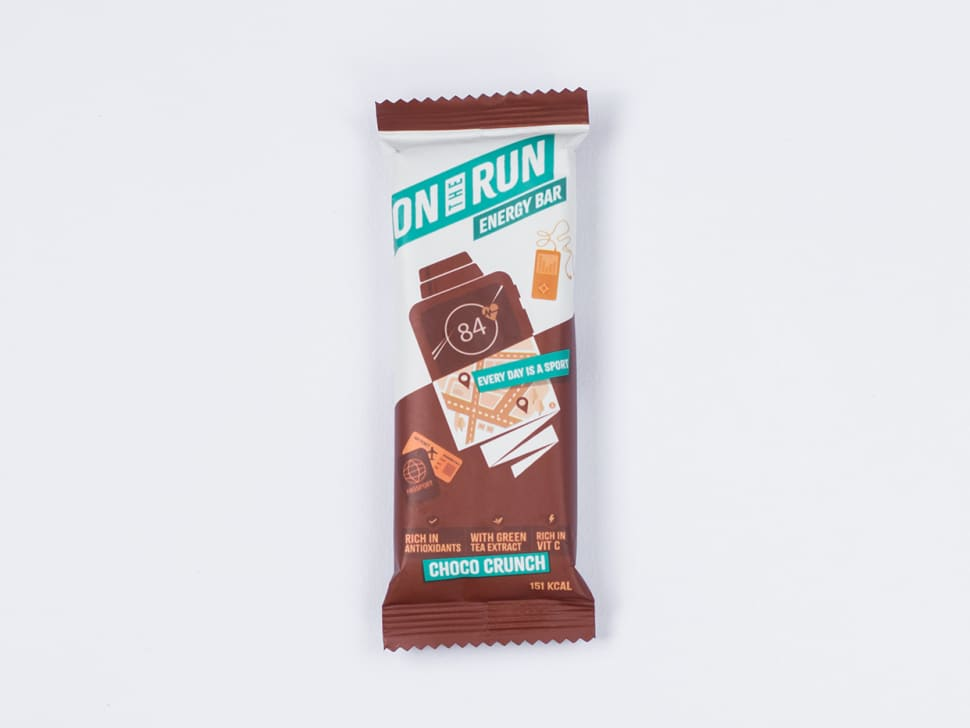 On the Run Energy Bar: Choco Crunch