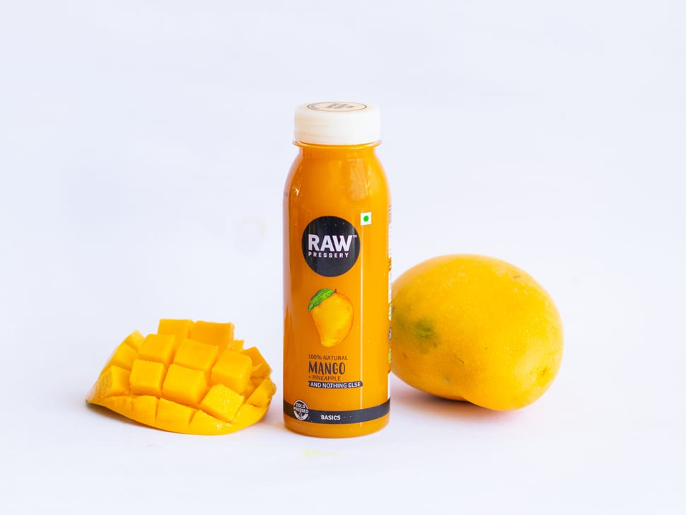 RAW Pressery: Mango (250ml)
