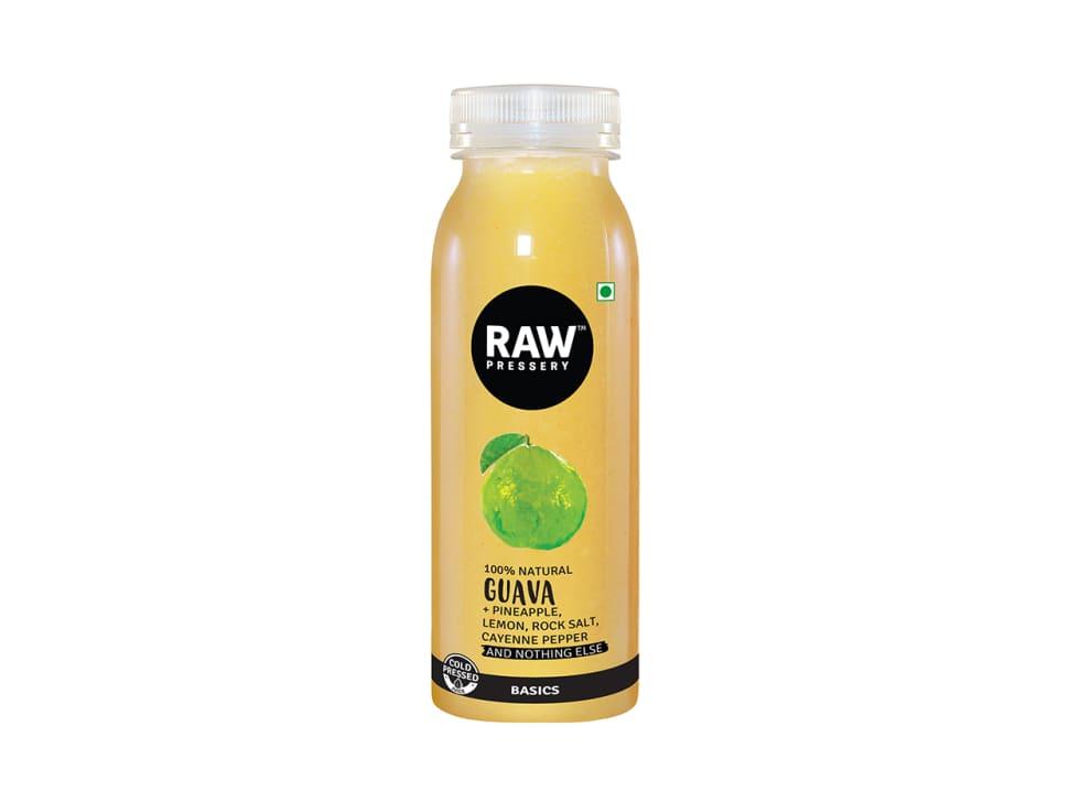 RAW Pressery: Guava (250ml)