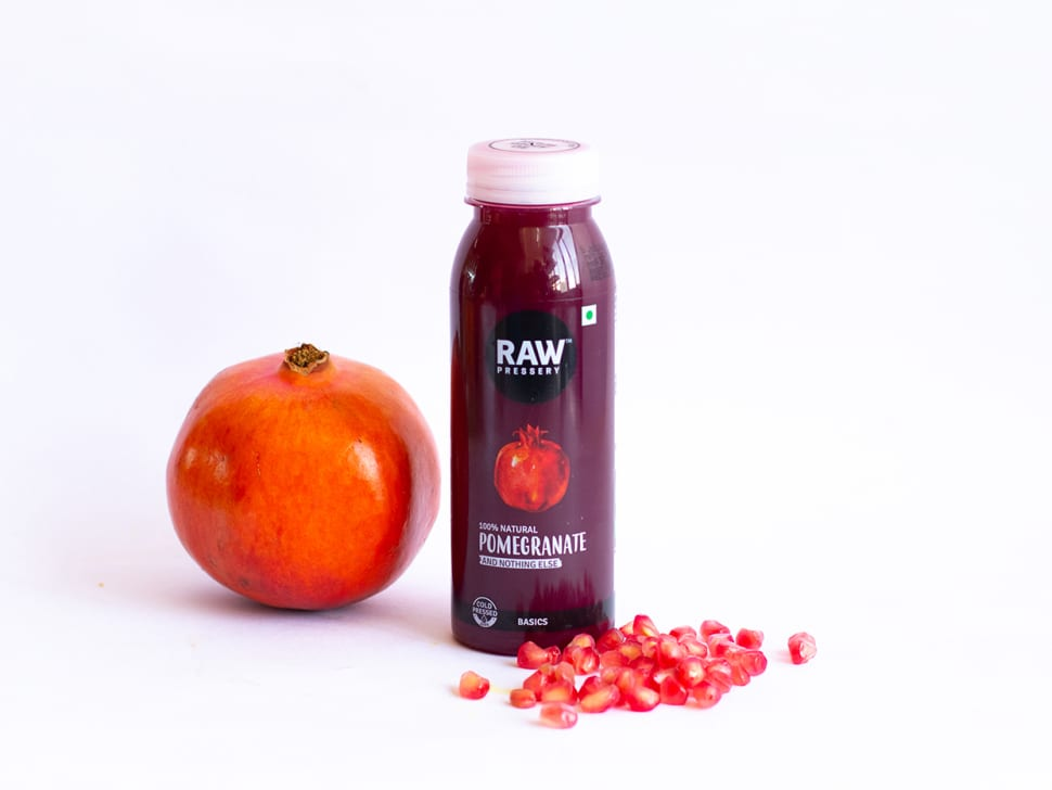 RAW Pressery: Pomegranate (250ml)