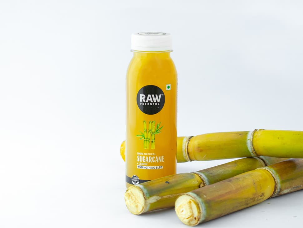 RAW Pressery: Sugarcane (250ml)