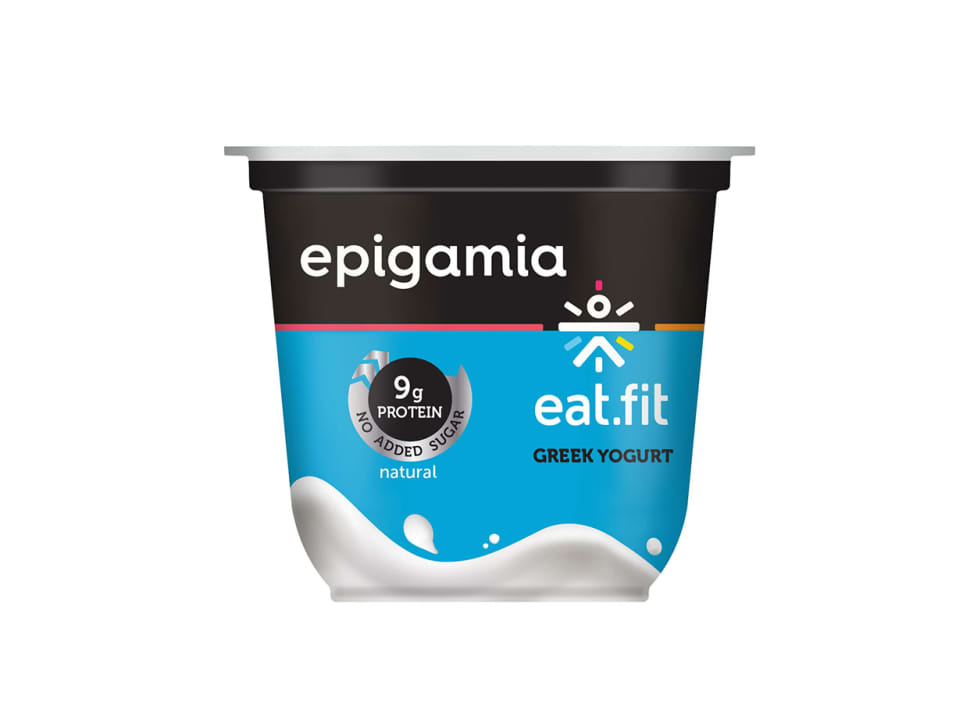 eat.fit Epigamia Greek Yogurt (120g)
