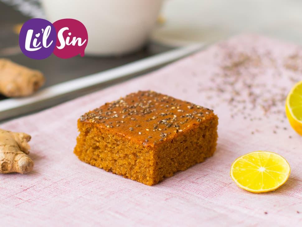 Li'l Sin: Lemon Tea Cake
