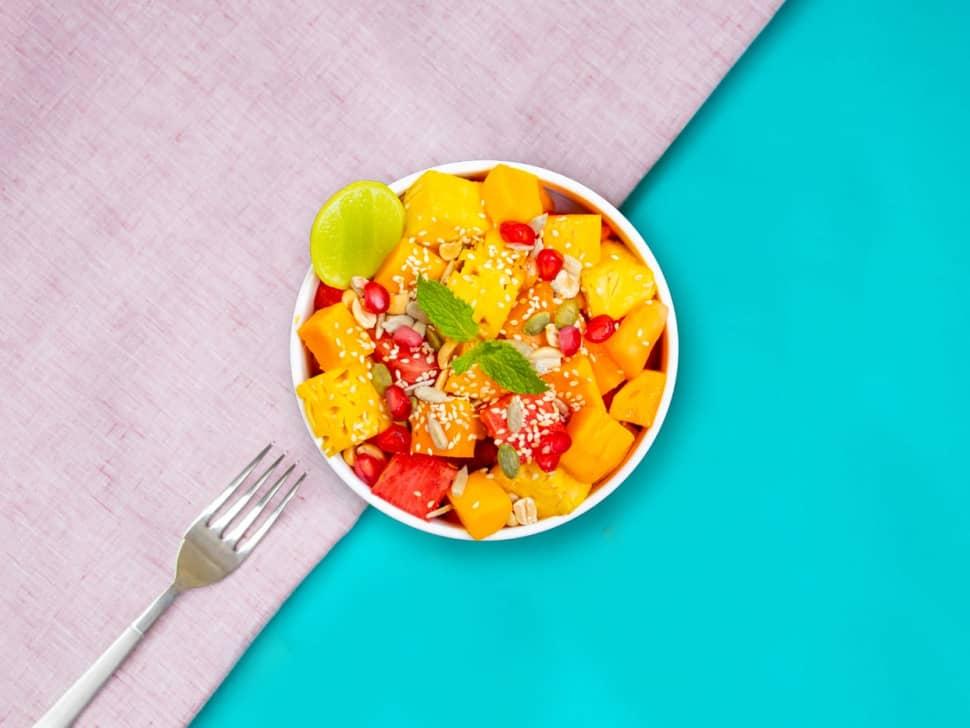Weight Watch: Summer Special Fruit Bowl