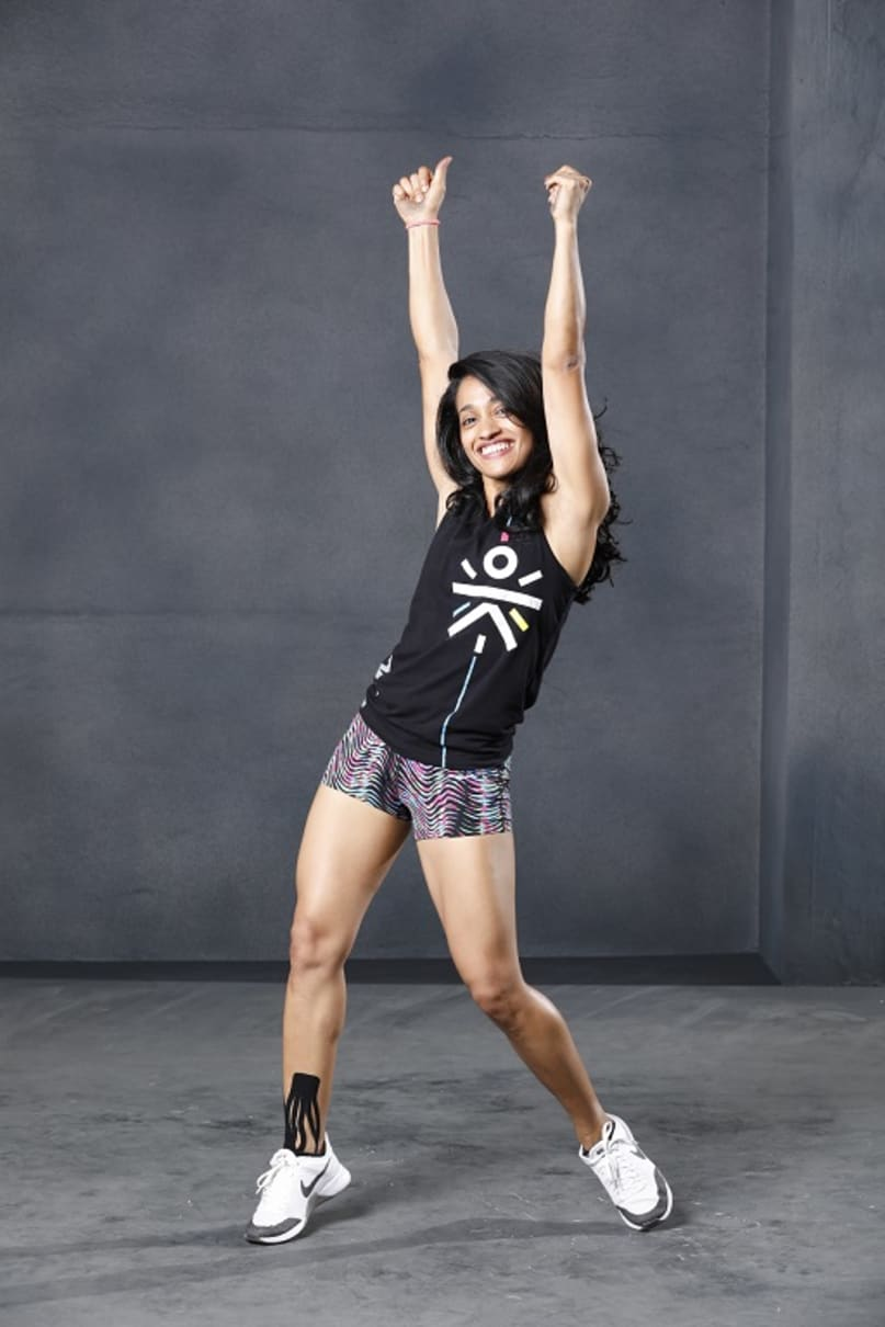 Dance Fitness Training at cult.fit