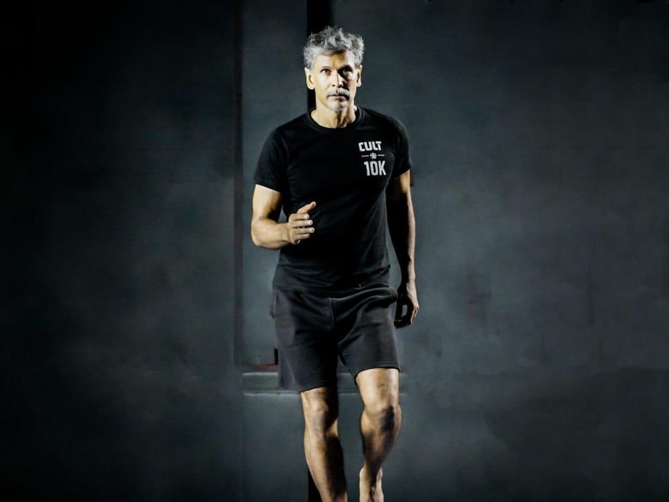 Running Training at cult.fit