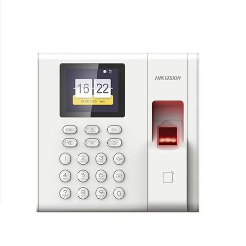 DS K1A8503EF Fingerprint Time Attendance Terminal