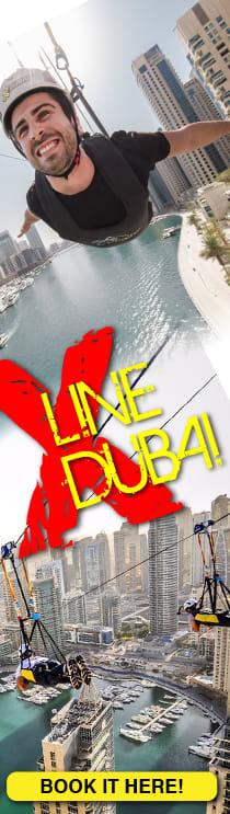XLine Dubai Summer Promo