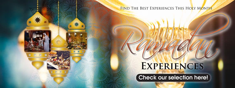 Ramadan Experiences