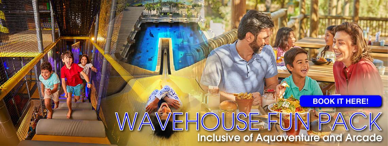 Wavehouse Fun Pack