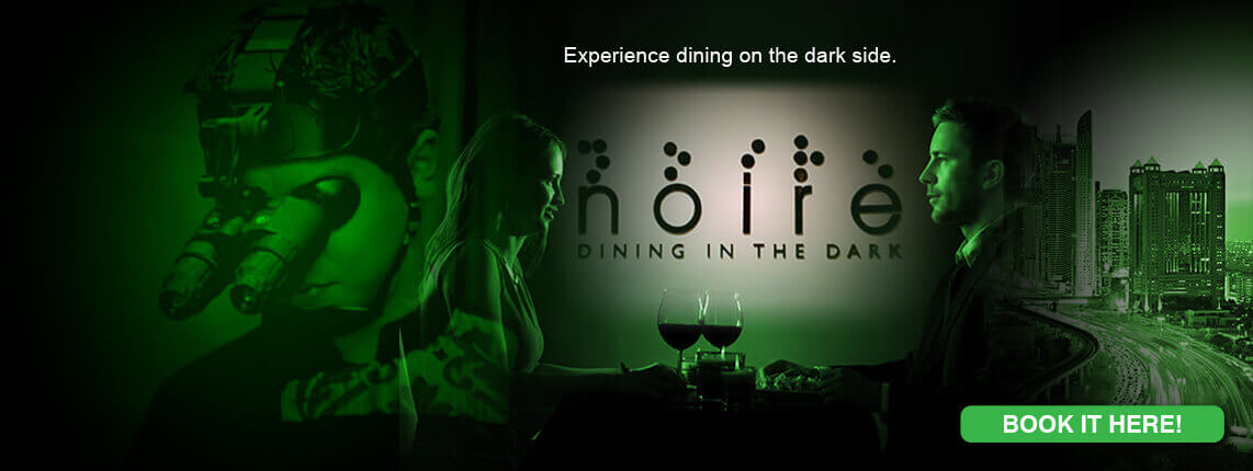 Dining in The Dark Experiences