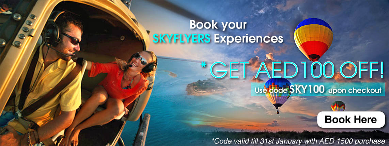 Sky Flyers Experiences