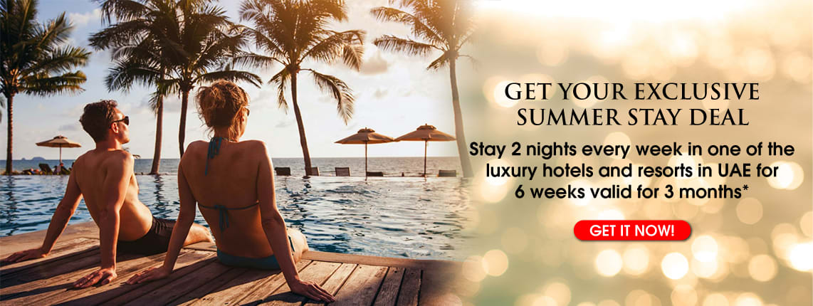 Exclusive Summer Staycation Deals