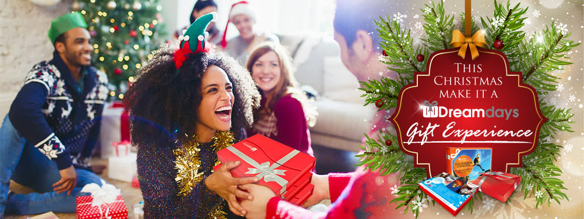 Christmas Gift Experience ideas