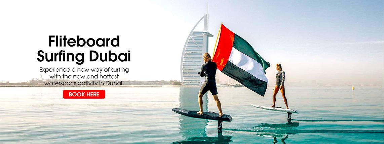 Fliteboard Surfing Dubai