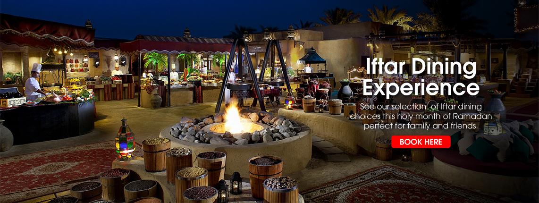 Iftar Dining Experience Dubai