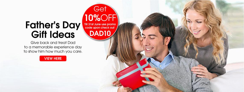 Fathers Day Gift Experiences Dubai
