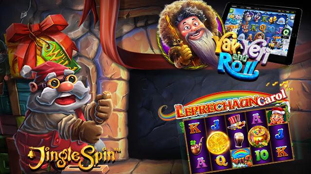 New online casino releases in December 2018