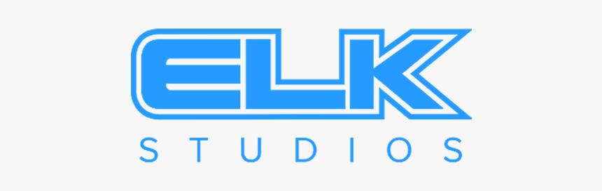 Logo of online casino game provider Elk Studios
