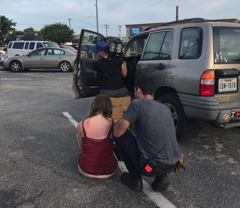 caroline scene