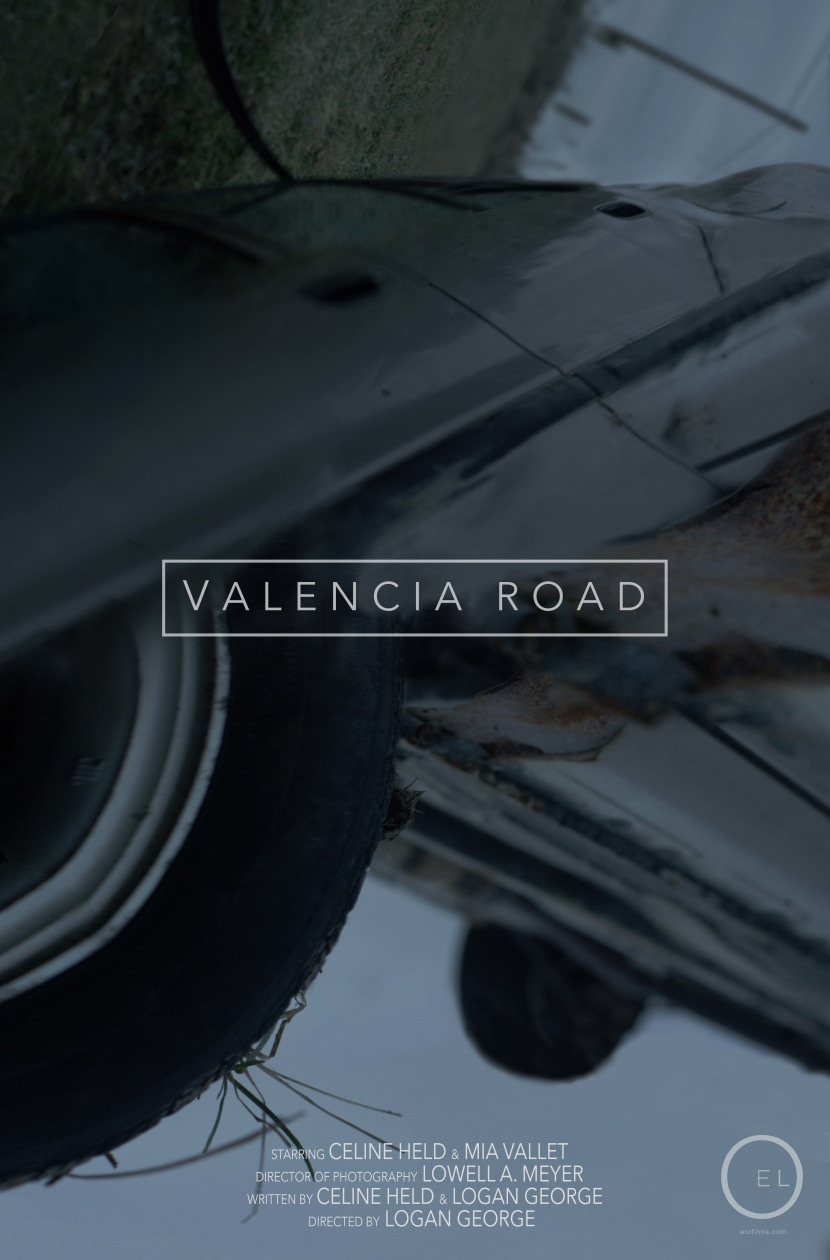 valencia road poster