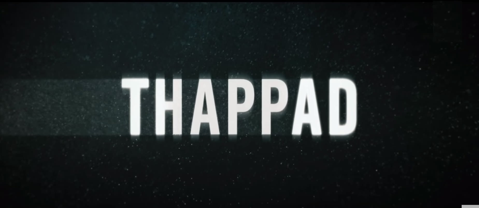 Thappad Movie Download 300mb